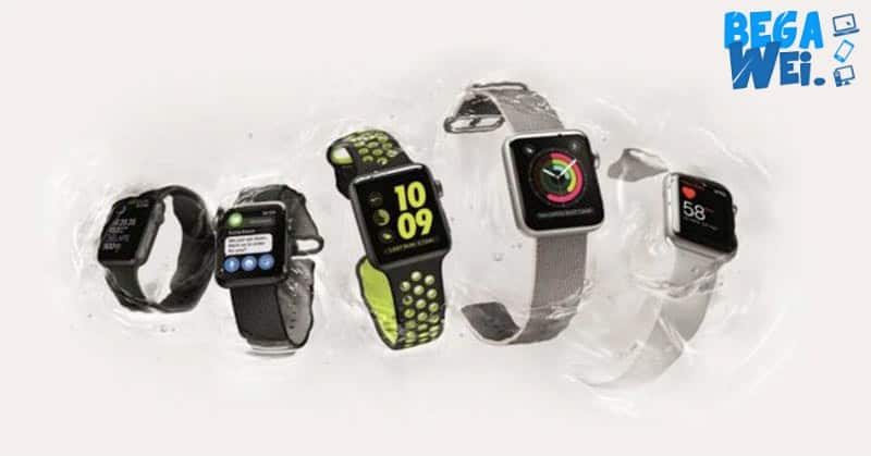 Smartwatch Nike Apple Segera Dirilis