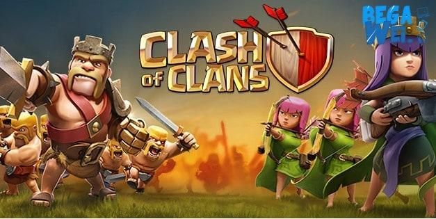 game clash of clans akan diupdate pada desember 2016
