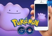 Monster Ditto Sambangi 'Pokemon Go'