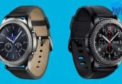 Samsung Gear S3 Resmi Dirilis, Apple Watch Series 2 Tersaingi