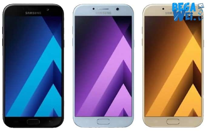 HP Samsung Galaxy A5 2017