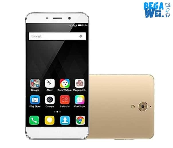 Coolpad Note 3S dibekali CPU Octa Core 64-Bit