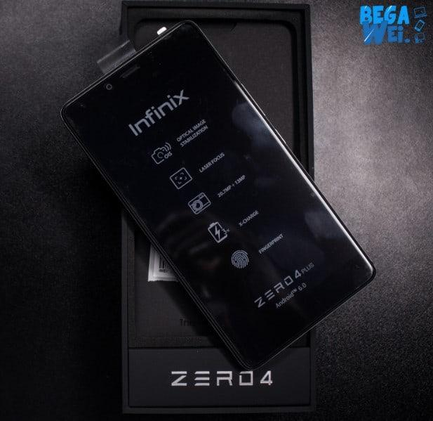 Hp Infinix Zero 4 Plus