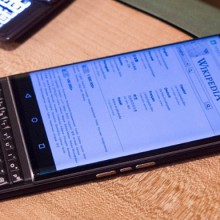 BlackBerry DTEK70 memiliki kamera 13 MP