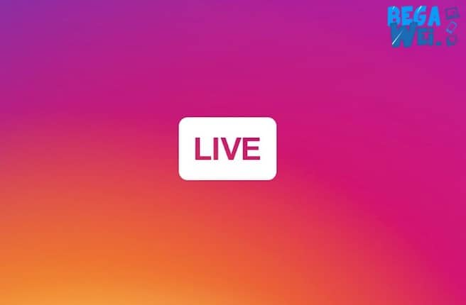 Instagram Bisa Live Video