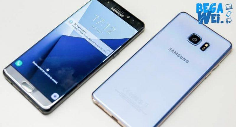 Spesifikasi Galaxy Note 8