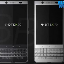 BlackBerry DTEK70 disematkan RAM 4 GB
