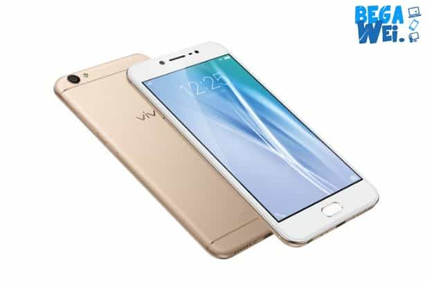 Vivo V5 Plus dibekali RAM 4 GB