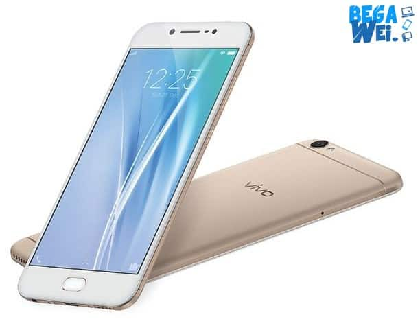 Vivo V5 Plus memiliki CPU Octa-core 2.0 GHz