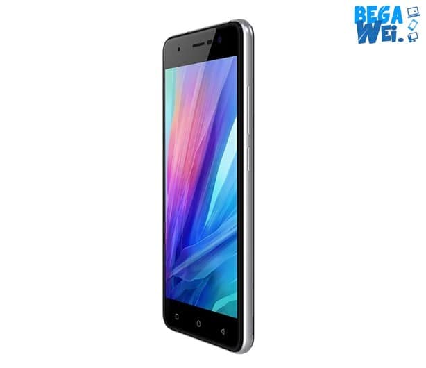 Evercoss Genpro X disematkan RAM 2 GB