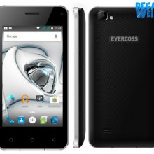 Evercoss Winner T Max dibekali memori 8 GB
