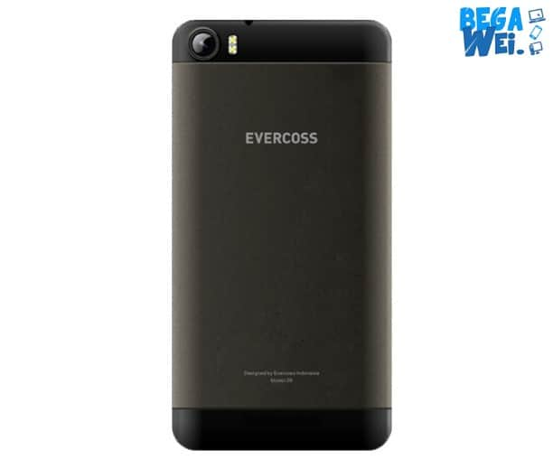 Evercoss Winner Z Extra disematkan kamera 8 MP