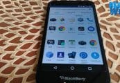 BlackBerry Aurora Diresmikan, Blackberry Android Pertama di Indonesia
