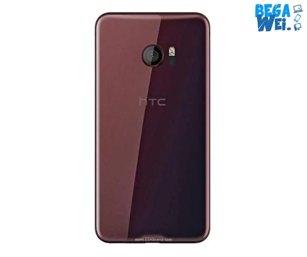 HTC U disematkan kamera 12 MP