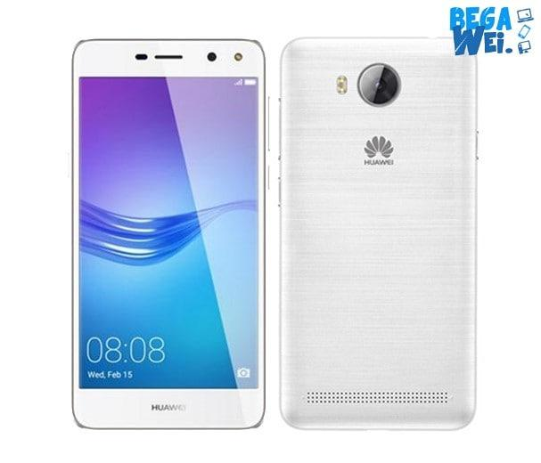 Huawei Y5 2017 dibekali CPU Quad-core 1.4 GHz
