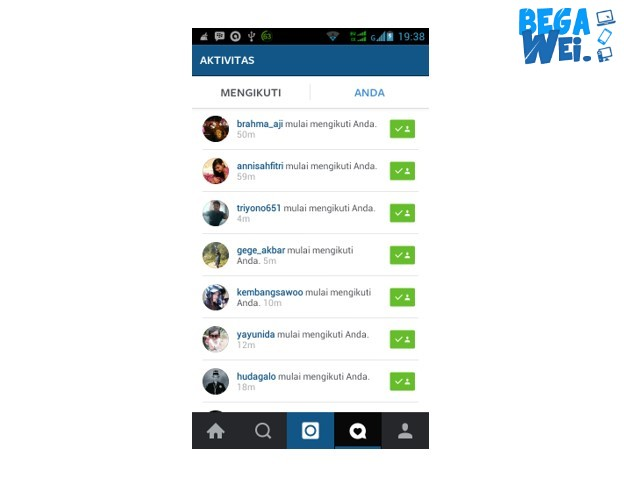 Cara Tambah Follower IG