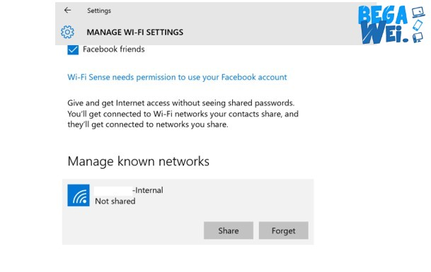 Cara Mengatasi WiFi Error Di Windows 10