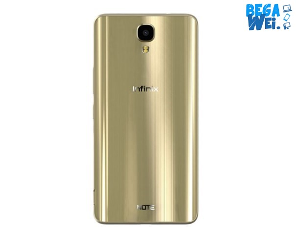 Infinix Note 4 disematkan kamera 13 MP