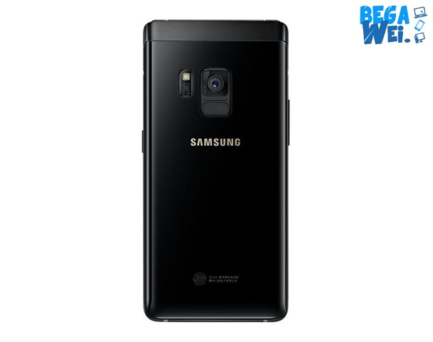 Samsung Leadership 8 disematkan kamera 12 MP