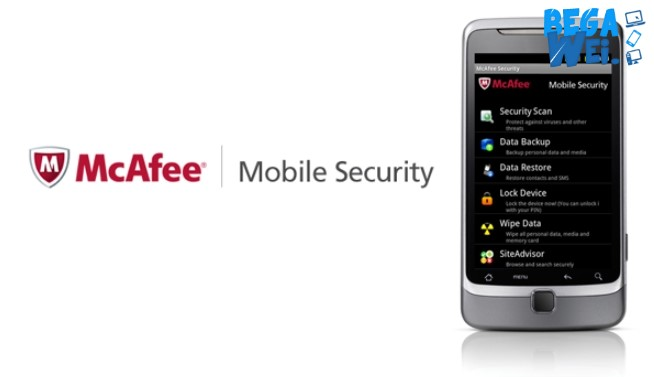 Aplikasi Antivirus Android Terbaik McAfee Mobile Security