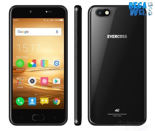 Harga Evercoss U50A Plus