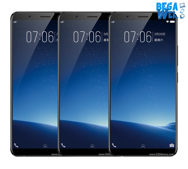 Spesifikasi Vivo X20 Plus