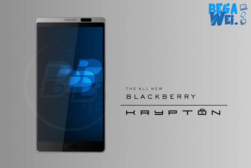 Blackberry Krypton Punya Fitur Private Mode
