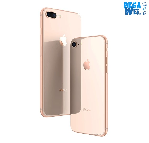 iPhone 8 disematkan kamera 12 MP