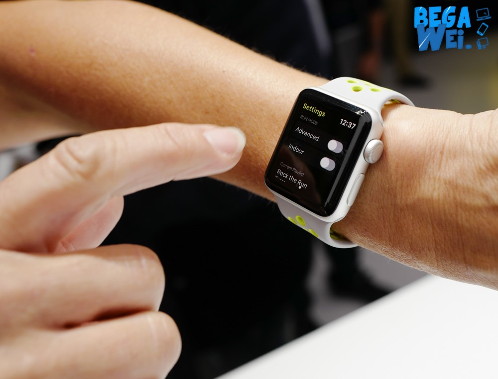 Apple Watch Bersain Anyar