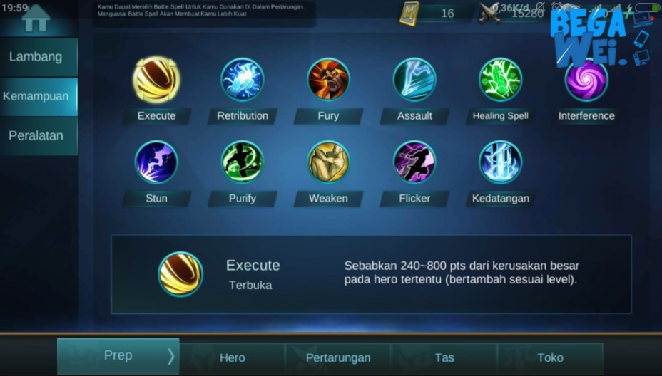 Cara Main Mobile Legends Tanpa Lag | Begawei.com