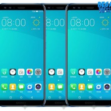 Gionee S11 membawa memori internal 64 GB
