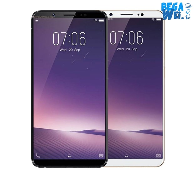 Vivo V7 dibekali CPU Octa-core 1.8 GHz