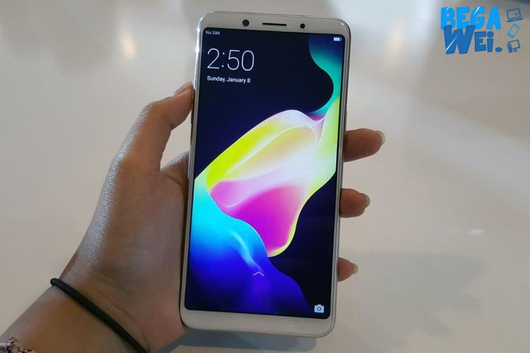 Fitur Canggih Oppo F5