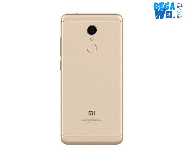 Xiaomi Redmi 5 Plus disematkan kamera 12 MP