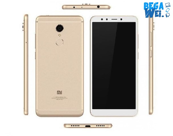 Xiaomi Redmi 5 Plus membawa CPU Octa-core 1.8 GHz