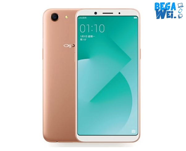 HP Oppo A75