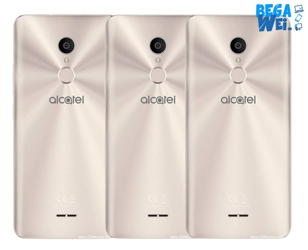 Spesifikasi HP Alcatel 3C