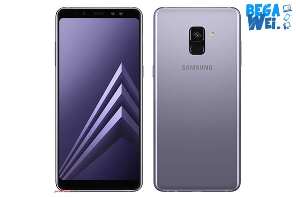 HP Samsung Galaxy A6 Plus 2018