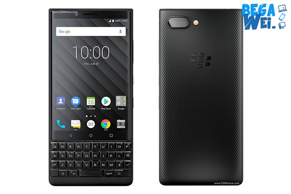 HP BlackBerry Key 2