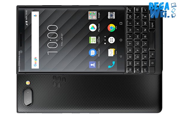 Harga BlackBerry Key 2
