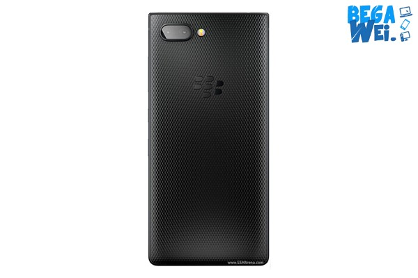 Spesifikasi HP BlackBerry Key 2