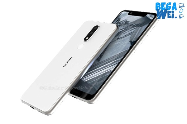 Spesifikasi Hp Nokia 5.1 Plus