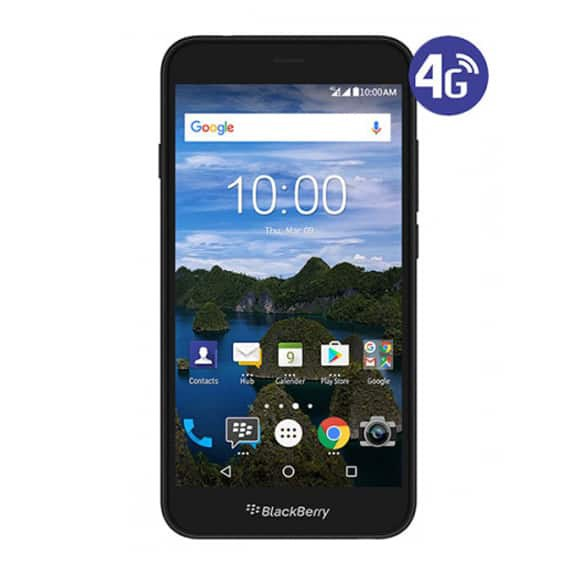 Blackberry Aurora F