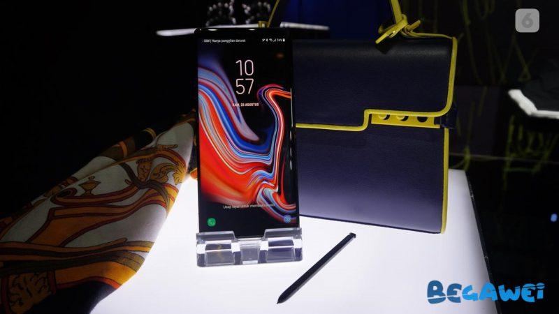 Samsung Galaxy Note 9 Dapat Jatah Android 10 Beta