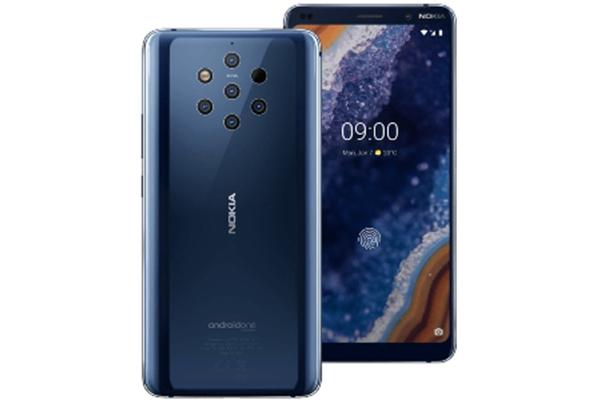 HP Nokia 9.3 PureView